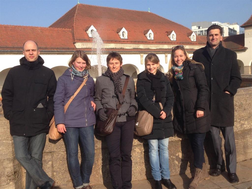Group photo Bad Nauheim